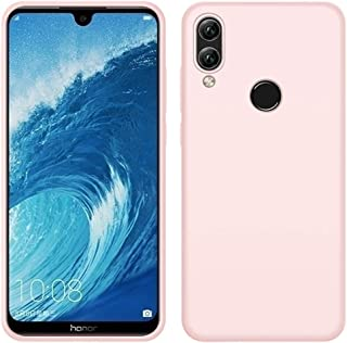Huawei Honor 8X Max Case, LaimTop Slim Liquid Silicone Soft Gel Rubber Shockproof Anti-Scratch Protective Case Cover for H...