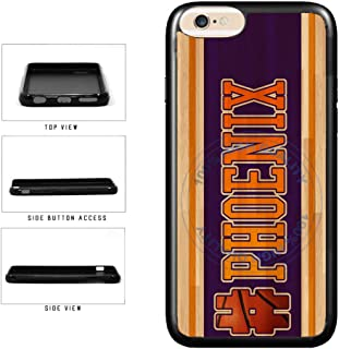 BleuReign(TM) Basketball Team Hashtag Phoenix #Phoenix TPU RUBBER SILICONE Phone Case Back Cover For Apple iPhone 6 Plus and iPhone 6s Plus (5.5 Inches Screen)