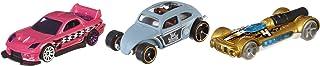 Hot Wheels Basic Car 3-Packs, 3 Hot Wheels cars in 1 pack K5904