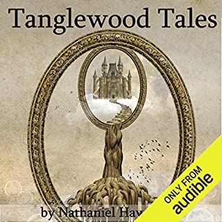 Tanglewood Tales cover art