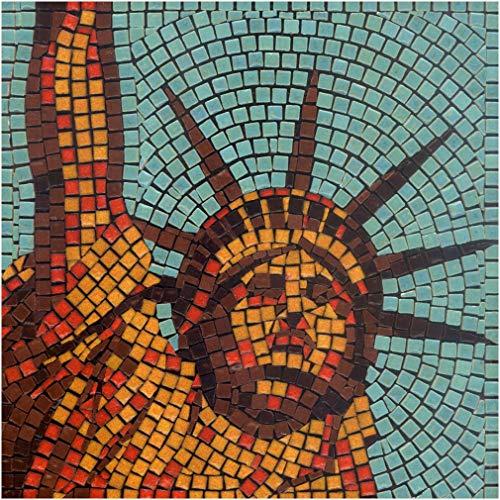 kit mosaïque DIY Art 20x20cm New-york