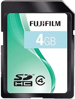 Fuji 4gb SDHC Class 4 Card