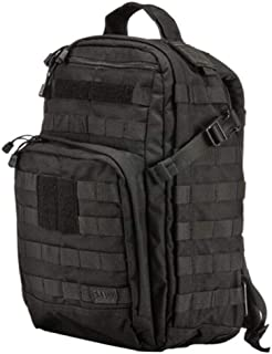 ZRWJ Tactical Backpack, Outdoor Hiking Backpack, Charge Tactical Kit, Black (Color : Black)