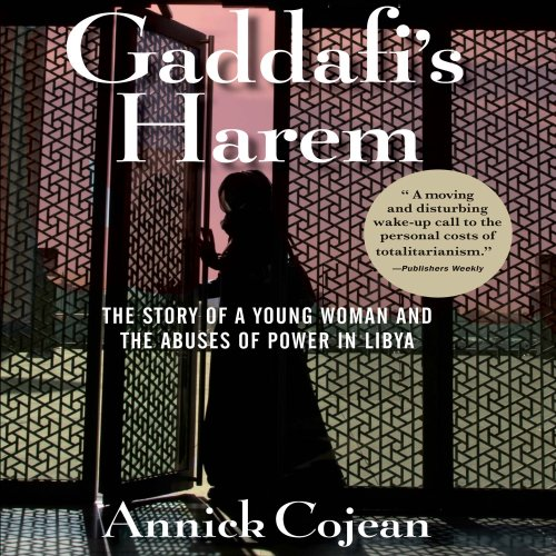 Gaddafi's Harem cover art