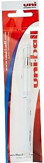 uni-ball 64538 Signo UM-153 Broad Rollerball Pen - White
