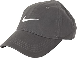 Nike Solid Swoosh Cotton Baseball Cap