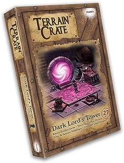 Dark Lord`S Tower - Terrain Crate - MANTIC Games