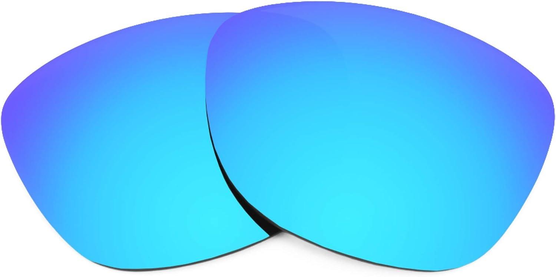Revant Verres de Rechange pour Maui Jim Island Time MJ237 Bleu Glacier Mirrorshield - Polarisés Elite
