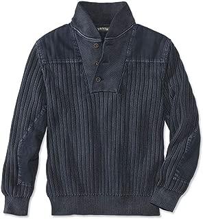 Orvis Men's Hawker Mechanic's Sweater