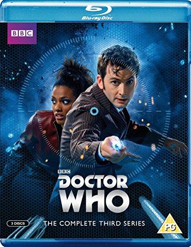 Doctor Who - Season 3 [Blu-ray]