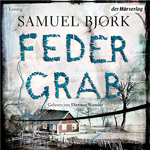 Federgrab (Ein Fall für Kommissar Munch 2) audiobook cover art