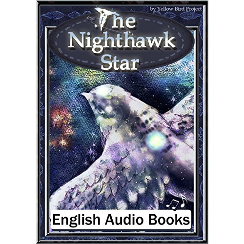 『The Nighthawk Star(よだかの星・英語版)』のカバーアート