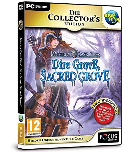 Preisvergleich Produktbild Mystery Case Files (11): Dire Grove,  Sacred Grove Collector's Edition (PC CD)