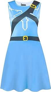 The Legend of Zelda Breath of The Wild Costume Dress