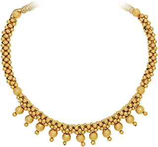 WHP Jewellers 22KT Yellow Gold Necklace for Women