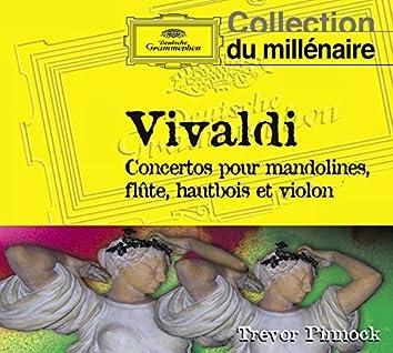 Vivaldi : Concertos pour mandolines, flûte, hautbois et violon