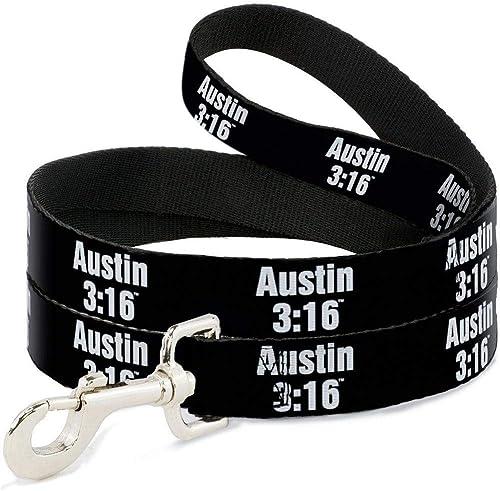 """2021 WWE Stone discount Cold Steve Austin wholesale Austin 3:16"""" Dog Leash online sale"""