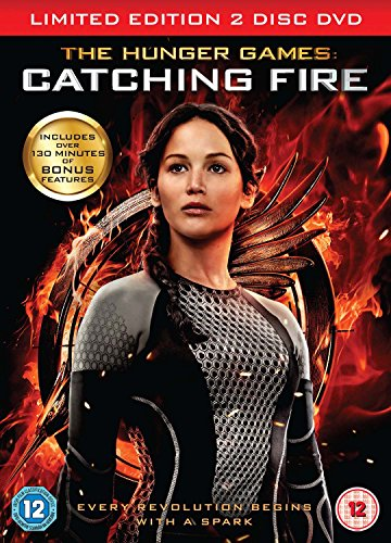 Hunger Games:Catching Fire [DVD-AUDIO]