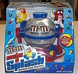 M&M's Make A Splash Chocolate Candy Dispenser