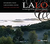 Lalo: Symphonie Espagnole for Violin & Guitar by EDOUARD LALO (2008-01-29)