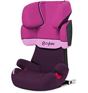 Cybex - Silla de coche grupo 2/3 Solution X-Fix,