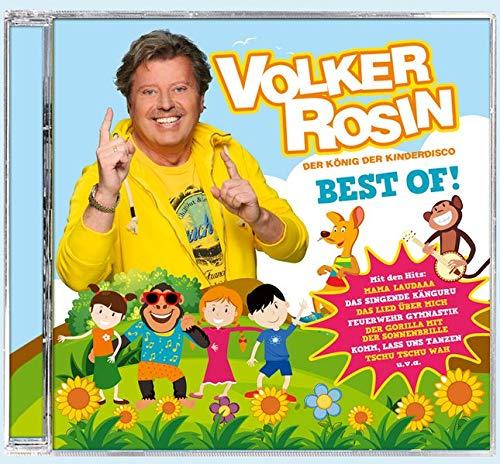 Volker Rosin - Best of!: Das Beste aus 40 Jahren!