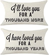 i ll love you for a thousand more
