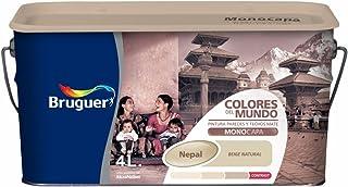 Bruguer M112012 - Pintura plastica colores del mundo nepal natural