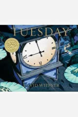 Tuesday (Caldecott Medal Book) by David Wiesner (1991-04-22) Hardcover