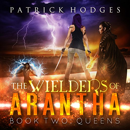 Queens  audiobook cover art
