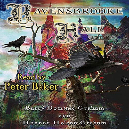 Ravensbrooke Hall cover art