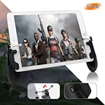 PUBG Mobile Controller for Ipad, COCASES Sensitive Shoot Aim Tablet Gamepad Rotatable Trigger,Upgraded G7 Version Compatible 4.5-12.9 inch Tablet & Smartphone