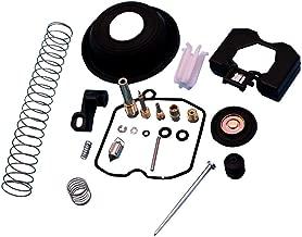 KIPA Carburetor Rebuild Repair Kit For Harley Davidson Dyna Electra Glide Fatboy Softail Sportster 1200 Sportster 883 XL883 Carb, CV40 CV 40mm 27421-99C 27490-04