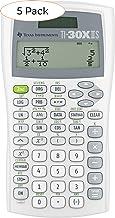 Texas Instruments TI-30XIIS Scientific Calculator, White (White, Pack 5) photo