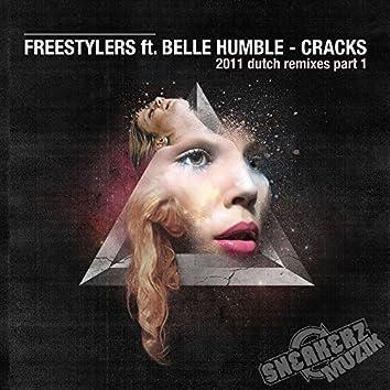 Cracks (feat. Belle Humble) [The Remixes Pt. 1]
