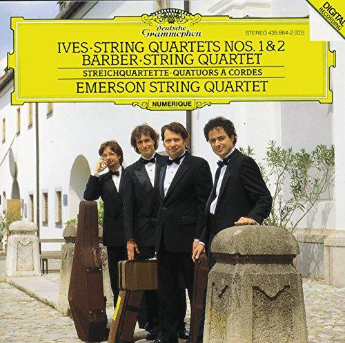 Ives & Barber: String Quartets