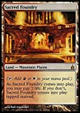 Magic The Gathering - Sacred Foundry - Ravnica
