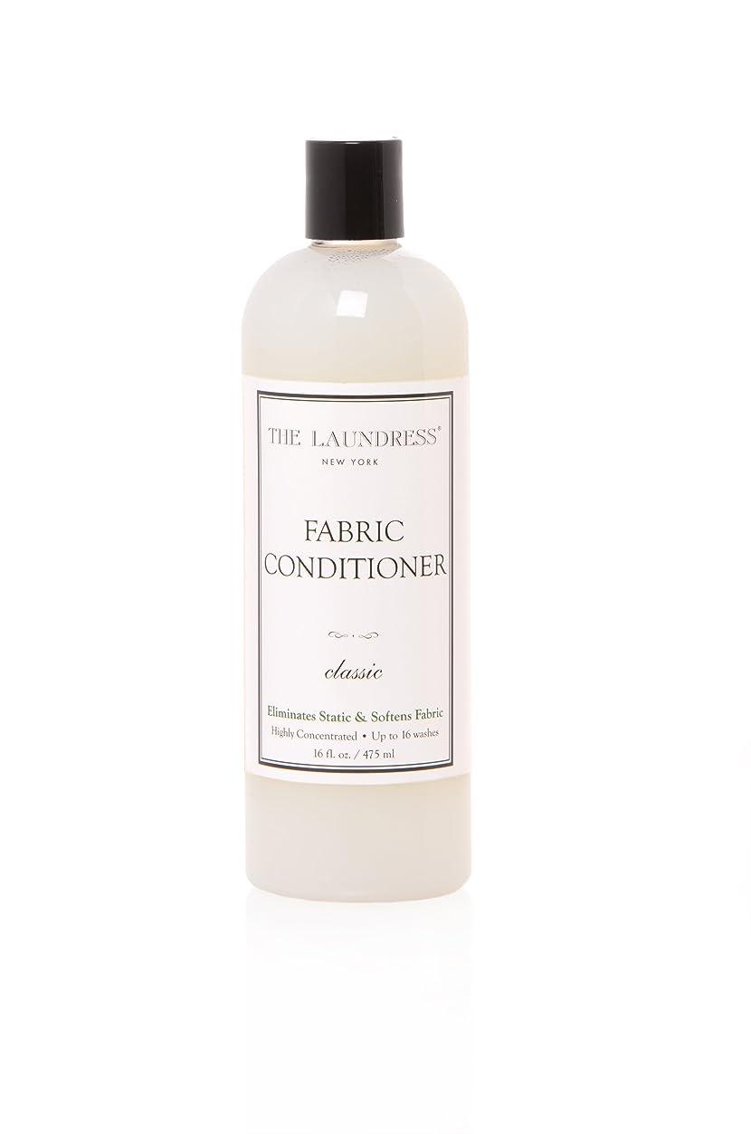 滝試すビーチTHE LAUNDRESS(ザ?ランドレス)  ファブリックコンデショナー classicの香り475ml (柔軟仕上げ剤)