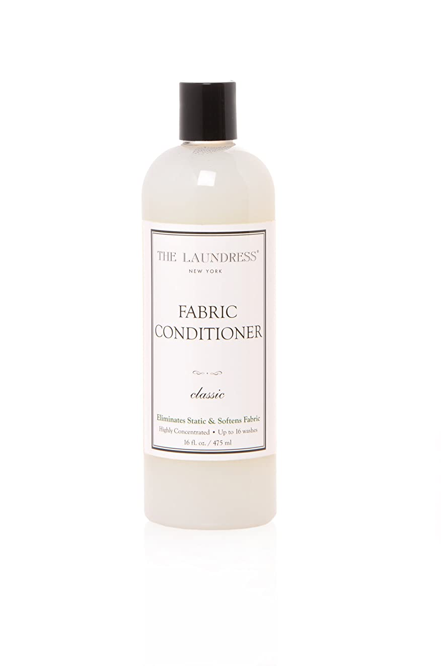 品香水歴史家THE LAUNDRESS(ザ?ランドレス)  ファブリックコンデショナー classicの香り475ml (柔軟仕上げ剤)