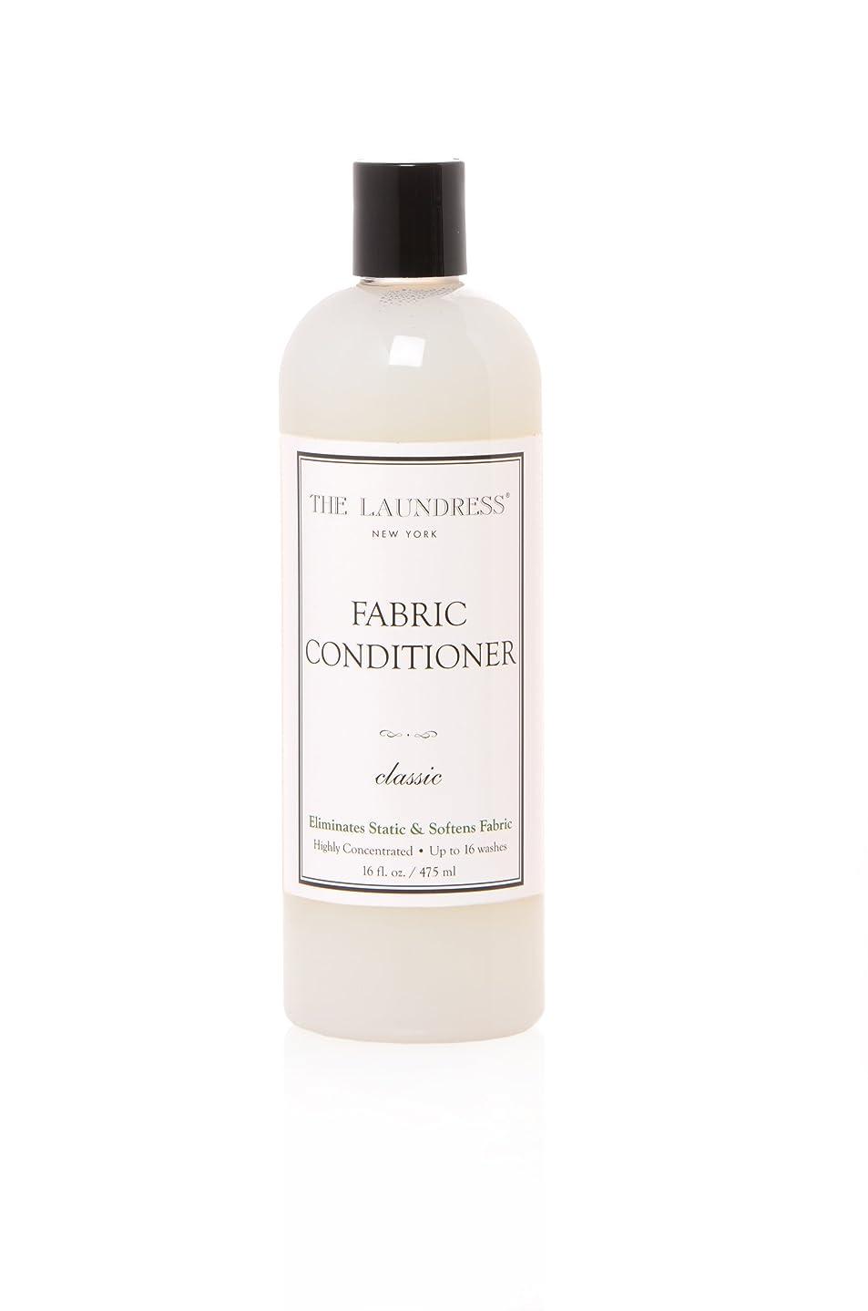 ロール機密処理THE LAUNDRESS(ザ?ランドレス)  ファブリックコンデショナー classicの香り475ml (柔軟仕上げ剤)