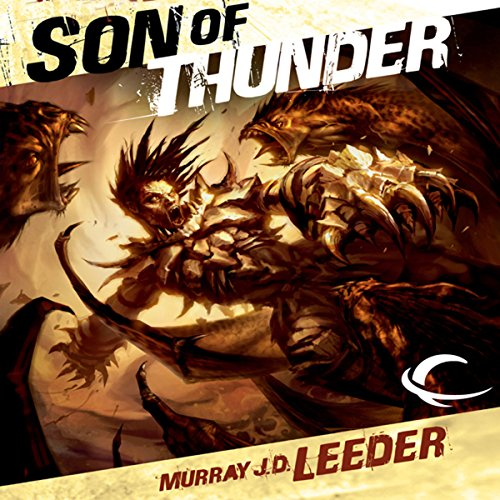 Son of Thunder audiobook cover art