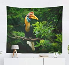 Whoakaka Colorful-Tree, Wall Tapestry,from Indonesia Home Decorative Wall Hanging Polyester Tapestry for College Dorm, Picnic Blanket and Beach Throw 50L x 60W Inches,Indonesia