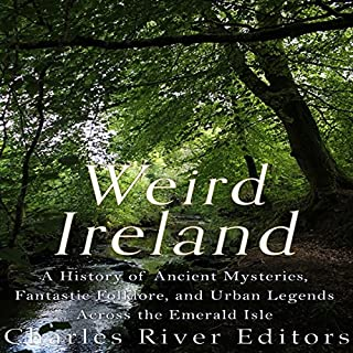 Weird Ireland cover art