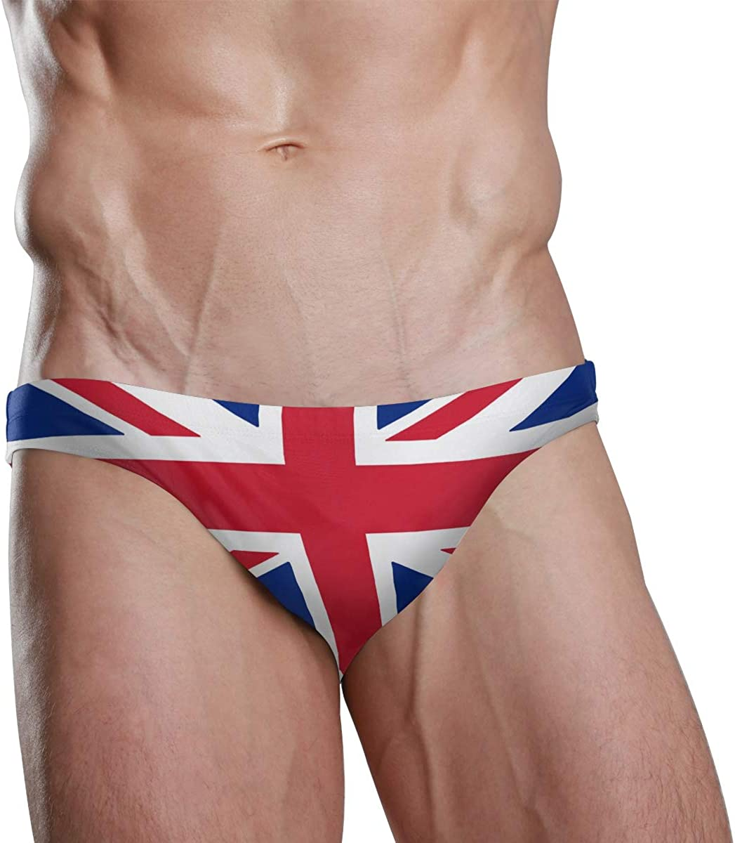 Cindly Mens Swim Briefs Trunk Scuba Dive Flag Athletic Swimsuit Beach Shorts Board Triangle Bikini Swimwear
