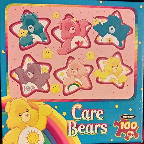 Care Bear 'All Stars' 100 piece puzzle