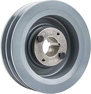 BK40-7//8 V-Belt Pulley 7//8 Bore Masterdrives