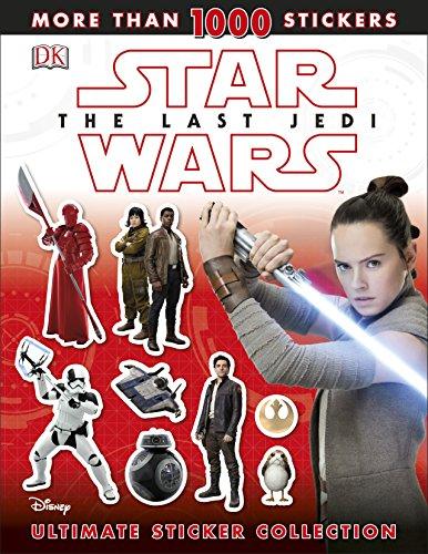 Star Wars The Last Jedi™ Ultimate Sticker Collection