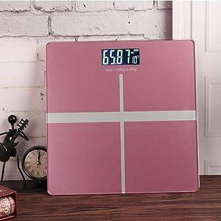 Báscula de baño Digital, báscula Báscula de baño, Vidrio Templado Smart Electronic Electronic Weight Home Floor Health Balance Body, 180Kg