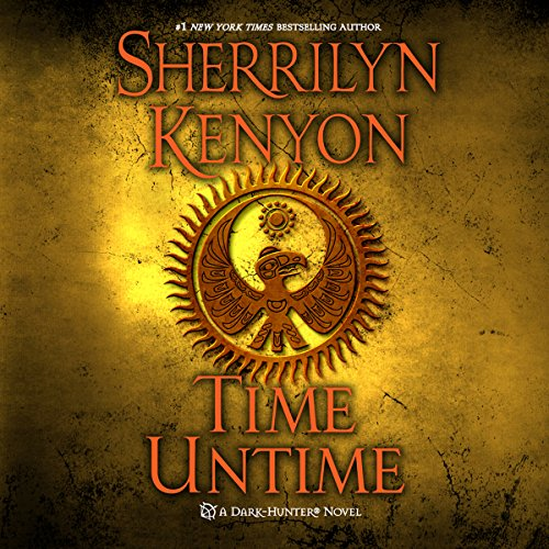 Time Untime audiobook cover art
