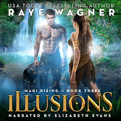 Illusions audiobook cover art